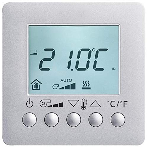 Niessen - Termostato f-c display-ap