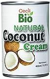 Cecil Bio Natürlich-Kokoscreme, 22% Fett, 400ml (3er-Pack)