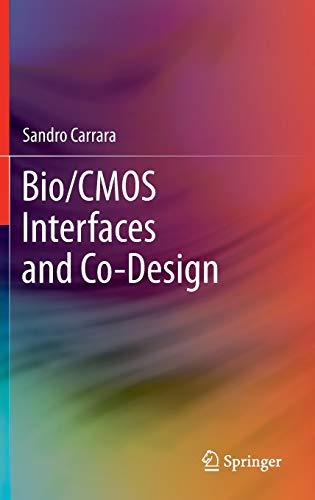 Price comparison product image Bio / CMOS Interfaces and Co-Design
