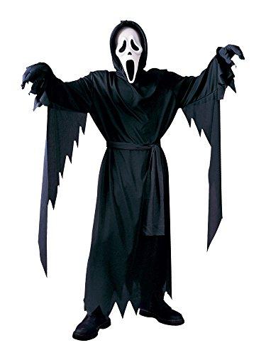 FunWorld Licensed Scream (Ghost Face Boys Costume