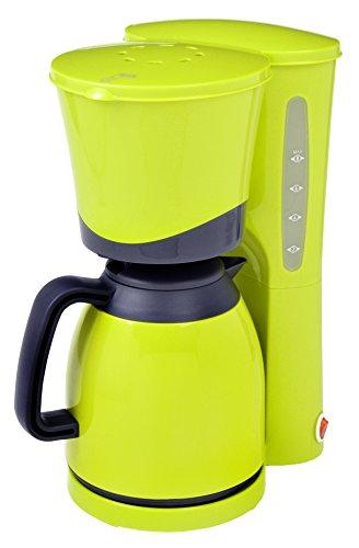 Efbe-Schott Kaffeemaschine mit Termokanne, 1 l Fassungsvermögen, 800 W, Zitronengrün, SC KA 520.1 LEMONE