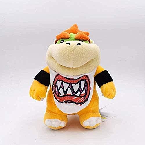 NC87 Super Mario Toy Super Bowser Jr Plush Toy Bowser Figure Stuffed Dolls 8 20 cm Gifts