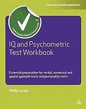 the iq and psychometric test workbook