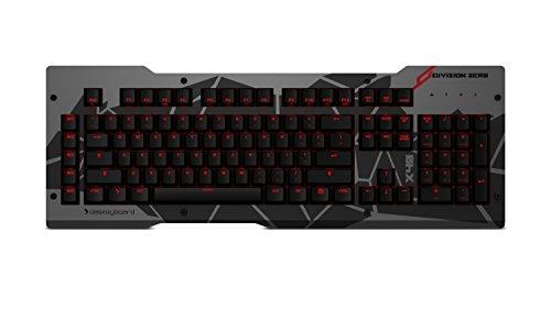 Das Keyboard X40 Soft Tactile Yellow Mechanical Gaming Keyboard (DKDIVZX40SFT)