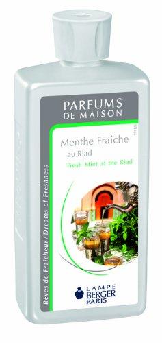 Lampe Berger Raumduft Nachfüllpack Menthe fraiche au Riad / Frische Minze 500 ml