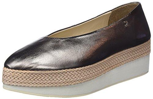 Gioseppo 45361, Zapatillas sin Cordones para Mujer, Gris (Grey), 41 EU