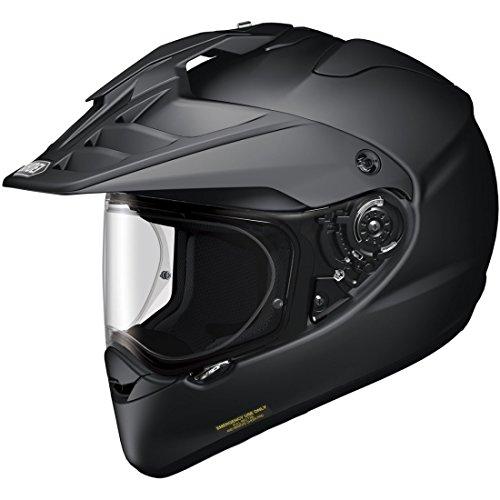 Casco SHOEI Hornet-Adv Premium Helmet (L, Matt Black)
