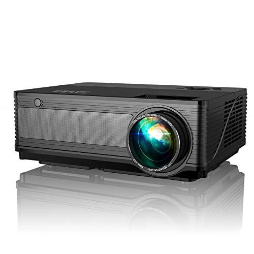 Vidéoprojecteur, YABER 5500 Lumens Video Projecteur Full HD 1080P...