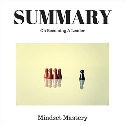 Summary : On Becoming a Leader audiobook cover art