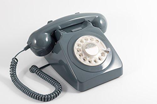 Retro Telefon mit Wählscheibe - 2