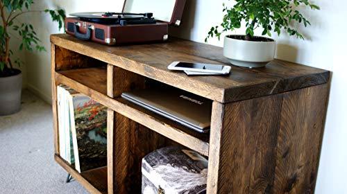 KRUD mobile supporto per giradischi con ampio spazio per i dischi