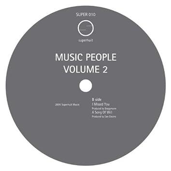 Music People, Vol. 2