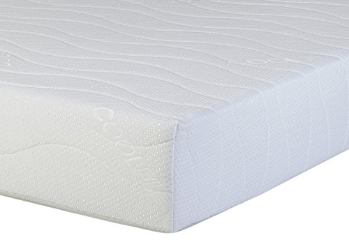 Visco Therapy Memory Foam 6000 CoolBlue Rolled Mattress in Firm Comfort - Small Double