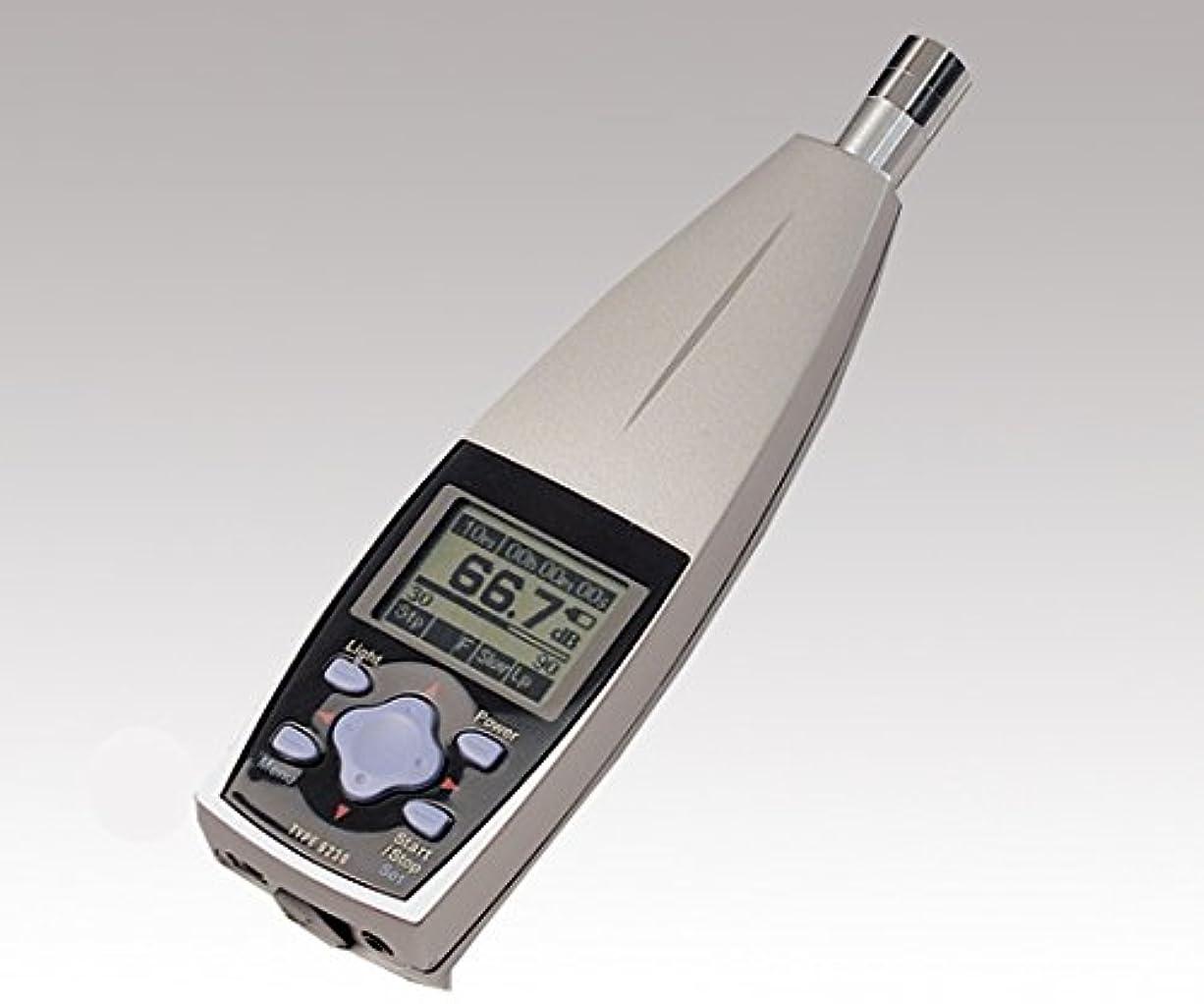 アズワン 普通騒音計 Model4120/2-7461-01