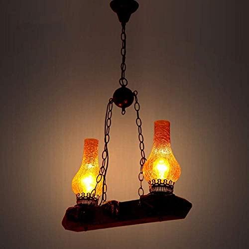 Archivo de iluminación de araña ArtCraft Iron Art Chandelier de moda antiguo colgante luz Europa Personalidad ajustable Moderna luz colgante para dormitorio, comedor, sala de estar Luminaria colgante