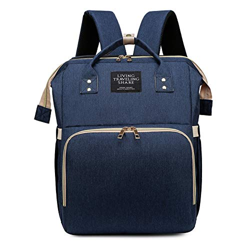 Chuanfeng Multifunctional Baby Diaper Bag Backpack Mummy Bag Waterproof Large Capacity Maternity And Baby Bag Fashion Leisure Outing Maternity Bag