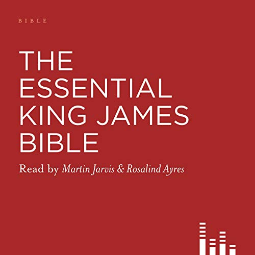 The Essential King James Bible cover art