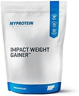 マイプロテイン Impact ウェイトゲイナー ノンフレーバー 5kg