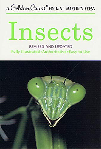 Golden Guide 160 Pages Paperback Insects Book (A Golden Guide from St. Martin's Press)