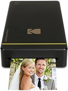 Kodak Photo Printer Mini WiFi - Impresora fotográfica (Impresión por sublimación Cian Magenta Amarillo 167 M MicroUS...