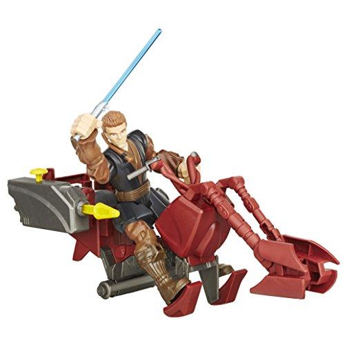 Jedi Speeder and Anakin Skywalker (Star Wars) Hero Mashers Figures