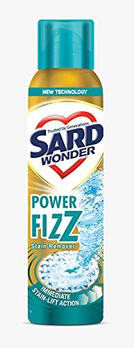 Sard Wonder Power Fizz Stain Remover Aerosol Spray, 250 milliliters