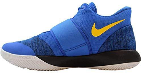 Nike KD Trey 5 Vi, Zapatillas de Deporte para Hombre, Multicolor (Signal Blue/Black/White/Amarillo 401), 45.5 EU