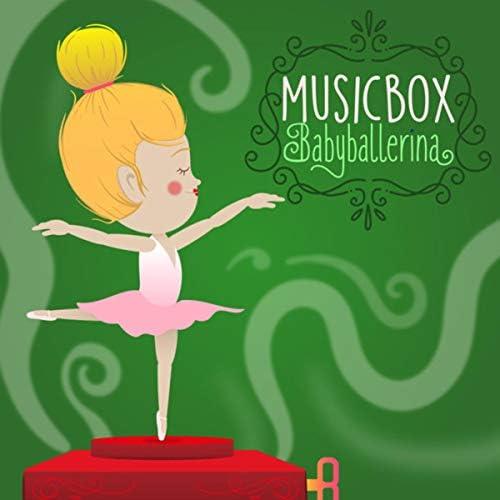 Spieluhr Baby Ballerina & LL Kids Kinderlieder