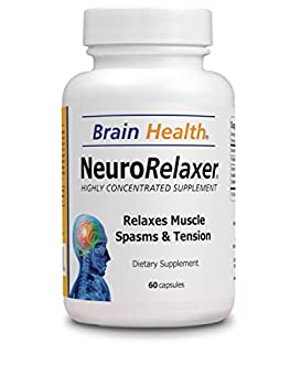 Neuro Relaxer - Brain Health 60 Tablets - Highly Concentrate Supplent - Dietary Supplement
