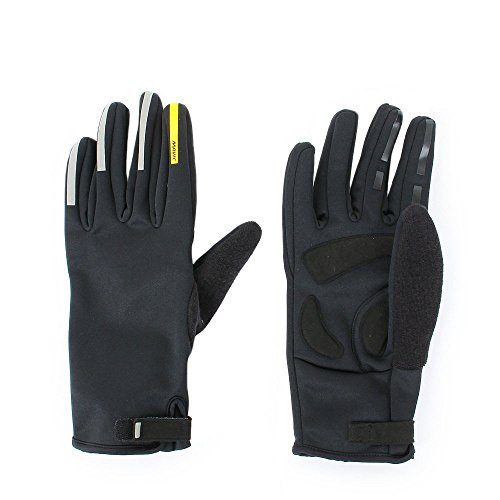 Mavic - Aksium Thermo Glove, color negro, talla XL