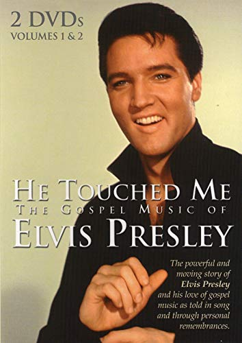 Elvis Presley - He Touched Me Vol. 1 & 2 - The Gospel Music of [2 DVDs]