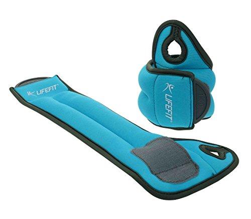 SULOV Lastres de Manos Azul Claro Talla:2 x 1 kg