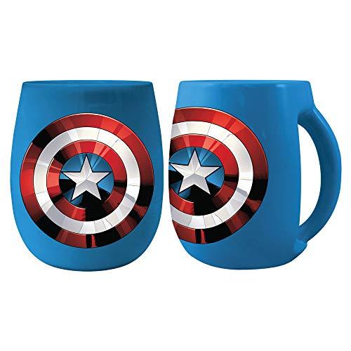 The Avengers Captain America Handle In Mug