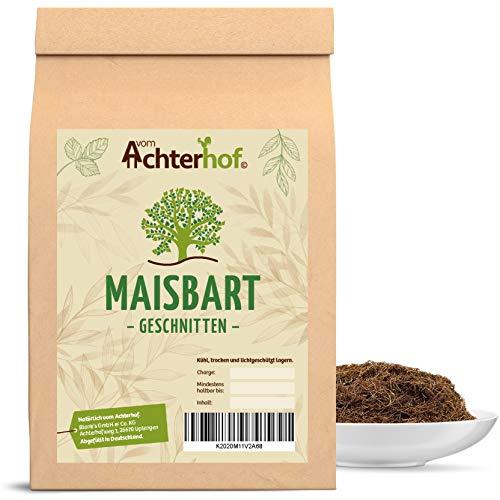 500 g Maisbart Maishaare geschnitten Maisbarttee Kräutertee natürlich vom-Achterhof
