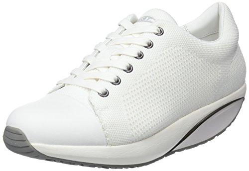 MBT Nico 8 W, Zapatillas de Deporte Mujer, Blanco (White 16), 38 EU