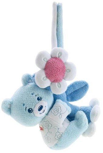 Trudi Baby Bear, Orsetto con Cinghia, Colore Azzuro