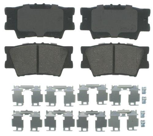 Wagner QuickStop ZD1212 Ceramic Disc Brake Pad Set