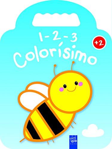 1-2-3 Colorísimo +2 - Abeja