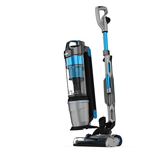 Vax UCPESHV1 Air Lift Steerable Pet Vacuum Cleaner, 1.5 Liters, Black/Blu