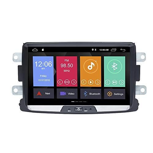 ZLTOOPAI Android 10 Autoradio per Renault Duster Dacia Logan Sandero Xray 2 Car Stereo GPS Navigation Audio Schermo IPS da 8 pollici DSP CANBUS SWC