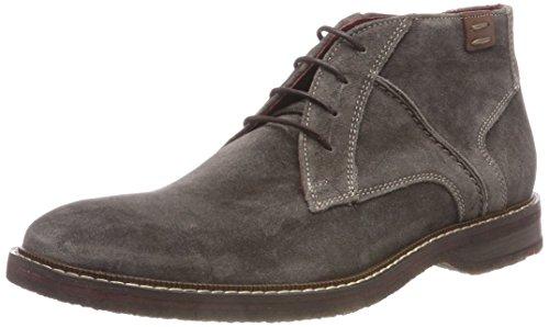 LLOYD Herren DALBERT Desert Boots, Grau (Dove Grey/Kenia 2), 44 EU