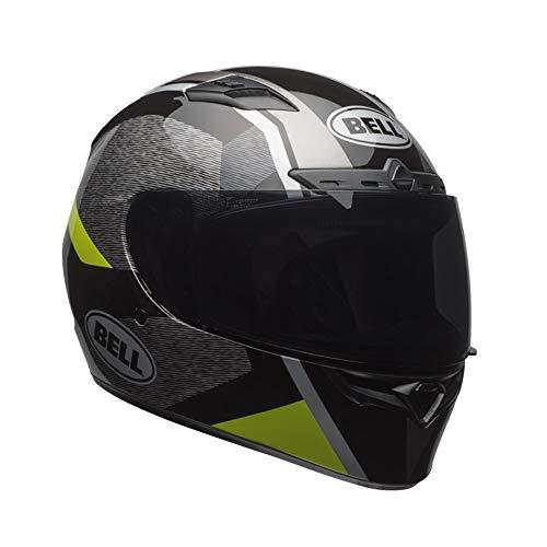 Bell Helmets BH 7081109 Bell Qualificador DLX MIPS Acelerador HI Viz XL, Hombre, X-Large