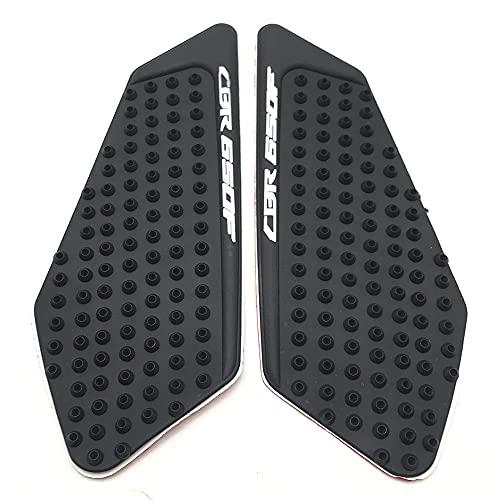 Motorcycle Anti Slip Tank Pad Gas Knee Grip Traction Side Protector Pegatinas para H-Onda CBR650F CBR 650F 2014-2017