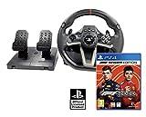 Volant et pédales PS4 Originale Sous licence PlayStation 4 RWA Apex + Formule 1 2020 / F1 2020 PS4