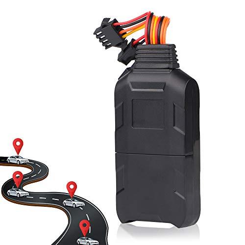 Car GPS Tracker, taglio a distanza Monitor, SOS allarme Geo-Recinto, tempo standby, impermeabile, non richiede installazione, adatto per i veicoli,...