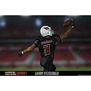 McFarlane Toys EA Sports Madden NFL 18 Ultimate Team Series 1 Larry Fitzgerald Arizona Cardinals Action Figure