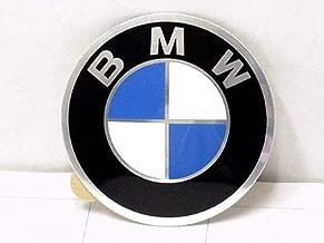 BMW Wheel Center Cap Emblem 58mm GENUINE hubcap logo roundel sticker
