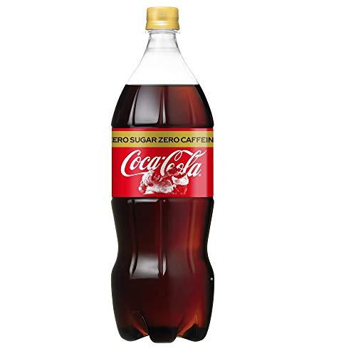 コカ・コーラ ゼロカフェイン 1.5LPET ×6本