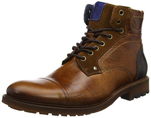 Bertie Clef, Bottes Homme, Marron (Tan Leather), 45 EU
