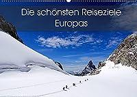 Die schoensten Reiseziele Europas (Wandkalender 2022 DIN A2 quer): Eine Reise zu den schoensten Reiseziele Europas. (Monatskalender, 14 Seiten )